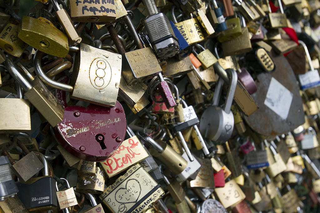 More love locks