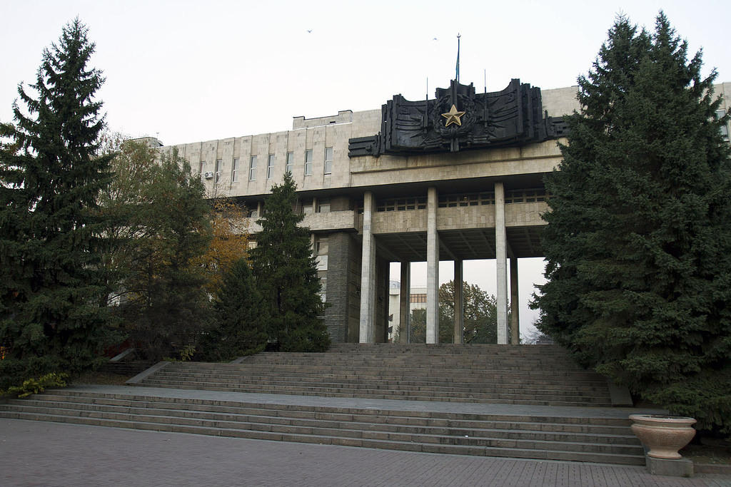 Military History museum, Almaty