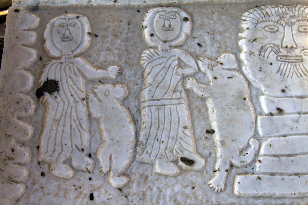 Carthaginian frieze