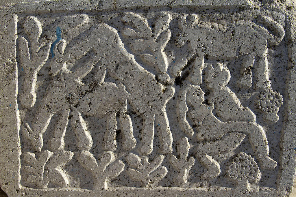 Explicit Carthaginian frieze