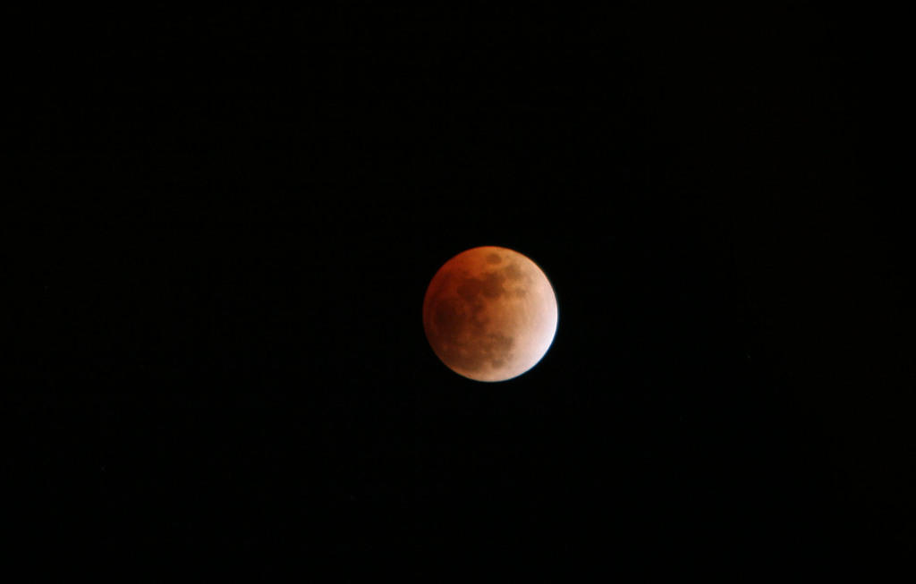 Lunar Eclipse, Feb 20, 2008