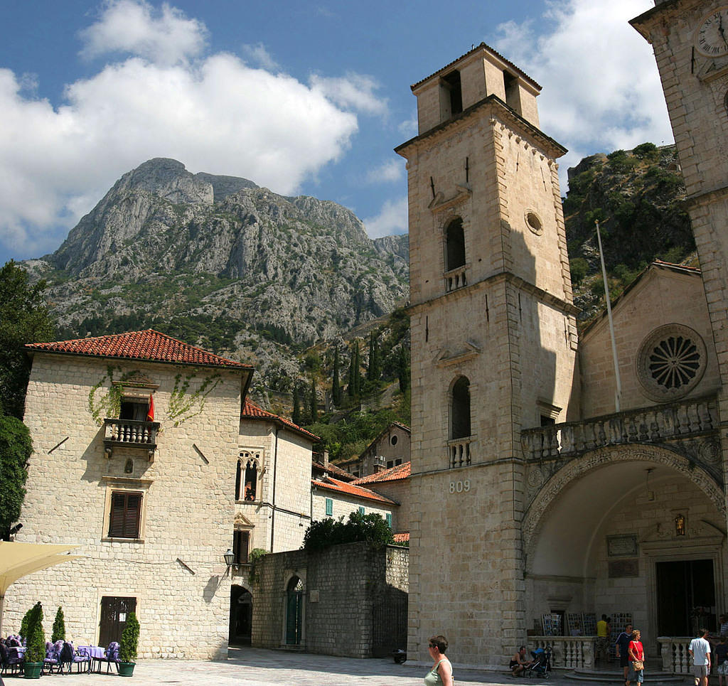 St. Tryphon Cathedral, Kotor