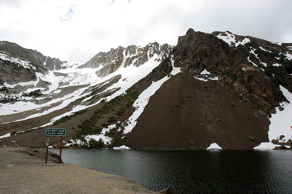 Lake Ellery, Tioga Pass
