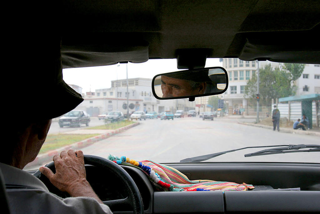 Taxi driver, Tangier