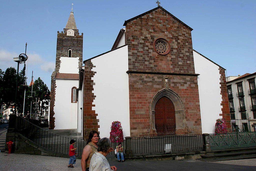 Sé church in Funchal