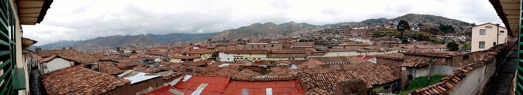Cusco panorama