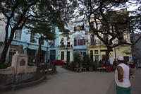 Square in Old Havana