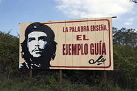 Che: The Word Teaches, the Example Guides