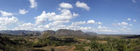 Viñales panorama of mogotes