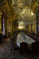Louis XIV dining room