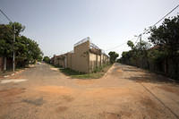 Gambia's flatiron district