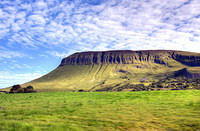 Benbulben, south