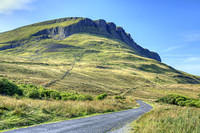 Benbulben, north