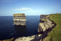 Dun Briste and Downpatrick Head