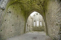 Hore Abbey interior