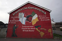 Another Mural in Republican Derry