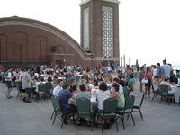 Beer Garden at Navy Pier