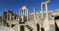 Dougga theater