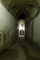 Alley to hotel in the Medina, Tunis