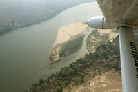Landing in Lower Zambezi