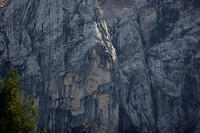 Ajdovska deklica - Legendary Giant Girl's face in the Julian Alps