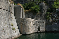City walls, Kotor, Montenegro