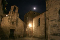 Moon over my Korcula; Marco Polo's birth town