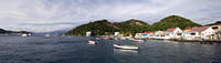 Bourg des Saintes bay