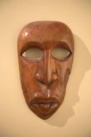 mask from caribbean