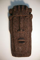 palm mask from caribbean