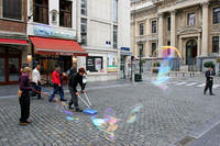 Bubbles in Brussels