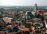 Bruges from the Belfort