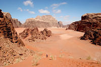 The Big Red Dune, Wadi Rum