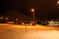 Downtown Longyearbyen
